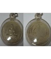 เหรียญหลวงปู่อินทร์ วัดอินทรวิหาร เนื้อเงิน