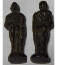 รูปหล่อโบราณ กรมหลวงชุมพรเขตอุดมศักดิ์ เนื้อทองเหลือง