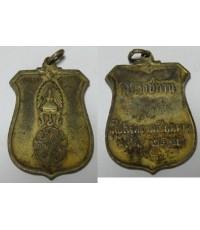 เหรียญรัชการที่9 พระราชทานแจกผู้ไปสงครามเวียมนาม ปี2510 เนื้อเงิน