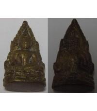 พระพุทธชินราชหล่อโบราณ พิมพ์ต้อ บัวขีด ไม่มีโค๊ต