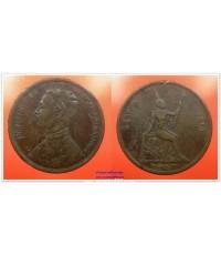 เหรียญกษาปณ์ที่ระลึก เหรียญรัชกาลที่ 5 หนึ่งเซี้ยว เนื้อทองแดง
