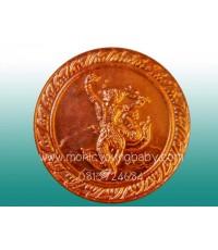 เหรียญนามปี 12 นักษัตร ปี 44 วัดถลุงทอง  เนิ้อทองแดง ปีลิง