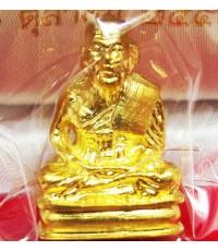 หลวงพ่อทวดเนื้อทองคำย้อนยุค วัดช้างให้ จังหวัดปัตตานี ปี 2542
