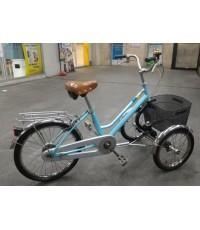 จักรยานสามล้อ แบบ2ล้อหน้า TSUNODA