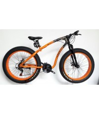 จักรยานล้อโต ดีไซน์ สวย โดดเด่น แปลก ไม่ซ้ำแบบใคร ยี่ห้อ IFREEDOM