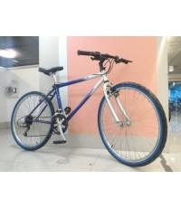 จักรยานทัวร์ริ่ง Panasonic Mountain Cat เฟรมโครโมลี่ สีน้ำเงิน