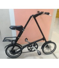 จักรยานพับ Strida เฟรมอลู สภาพดี เดิมๆ มือสอง ญี่ปุ่น