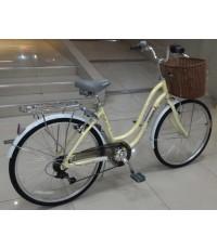 จักรยานแม่บ้าน TRINX Cute 3.0 เฟรมอัลลอย