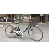จักรยานไฟฟ้า แม่บ้านจากญี่ปุ่น รถสวย สภาพดี แบตเตอรี่ยังสมบูรณ์ ยี่ห้อ Yamaha pas