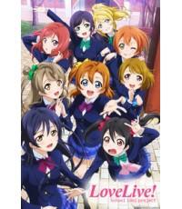 Love Live School Idol Project (พากย์ไทย-ญี่ปุ่น ซับไทย) แผ่นที่ 1-3 End