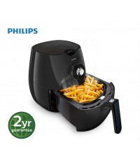 PHILIPS หม้อทอด รุ่น HD9218(black)