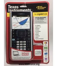 เครื่องคิดเลขกราฟิก Texas Instruments TI-Nspire CX ลดราคาพิเศษ ของใหม่ ของแท้