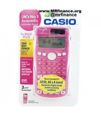 เครื่องคิดเลขวิทยาศาสตร์คาสิโอ Casio fx-85GT Plus (PK) สินค้าหมด