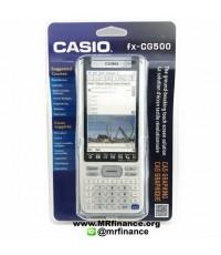 เครื่องคิดเลขกราฟิกคาสิโอ Casio fx-CG500 (จอสี 3D Graph+CAS) ของใหม่ ของแท้