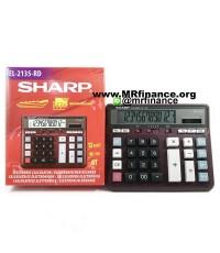 เครื่องคิดเลขตั้งโต๊ะชาร์ป Sharp EL-2135 RD ของใหม่ ของแท้