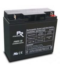 แบตเตอรี่ Poweroad : PR21-12 (12V 21Ah)
