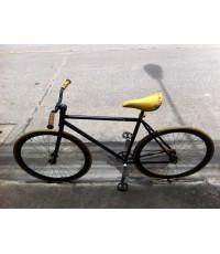 ขายแล้วครับจักรยาน Fixed Gear (ฟิกเกียร์)หลุดจำนำ ภาพสินค้า จริง