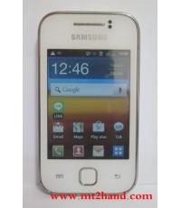 ขายแล้วครับ Samsung Galaxy Y Single Core ความเร็ว 832MHz กล้องหลัง 2ล้านพิกเซล หลุดจำนำ