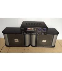 ชุดเครื่องเสียง AJ KHT-8059  5000วัตต์ หลุดจำนำ ภาพสินค้าจริง