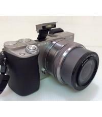 ขายแล้วครับ กล้องMirrorless SONY A6000 24.3MPX.