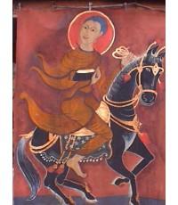 ภาพเขียนพระขี่ม้า