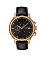 นาฬิกา Tissot Carson Automatic Chronograph pink gold T085.427.36.061.00