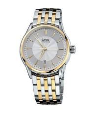 Oris Artelier Date Automatic Men\'s Watch รุ่น 73375914351MB