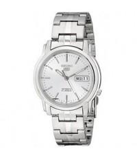 นาฬิกาข้อมือSeikoสีเงิน สายสแตนเลสรุ่น SNKK65K1