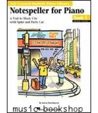 HLSPL Notespeller for Piano Book 3