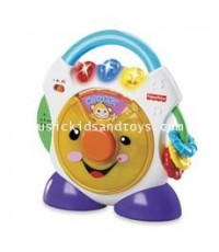 Fisher Price : Laugh and Learn Nursery Rhymes CD Player 1