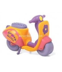 Groovy Girls MINIS Groovin\' Scooter