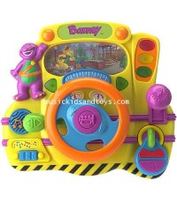 Fisher Price : Barney Safety Songs Driver