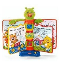 Fisher Price : Laugh and Learn Storybook Rhymes - Red Cover