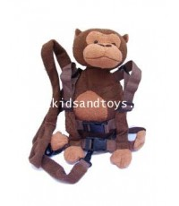 Goldbug : 2in1 Harness Buddy - little monkey1