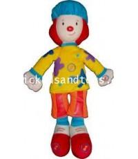 JoJo\'s Circus : Talking Musical Clown Doll