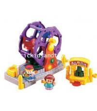 Fisher Price : Little People Musical Ferris Wheel