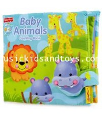 Fisher Price : Baby Animals Counting Book
