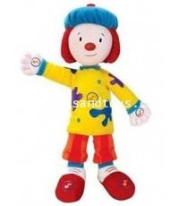 JoJo\'s Circus : Talking Musical Clown Doll with musical player