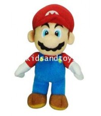 Nintendo : Super Mario Plush Doll with coin purse