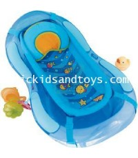 Fisher Price : Soft Sling with head support for baby bath tub