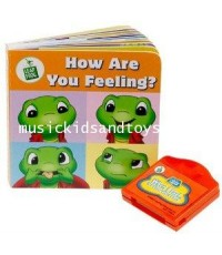 LeapFrog : My Own Learning Leap Cartridges - When I Feel...You Know What I Do Cartridge