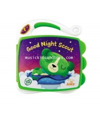 LeapFrog : My First Book - Good Night Scout