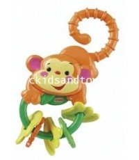 Fisher Price : Rainforest Monkey Teether