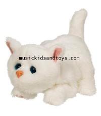 FURREAL FRIENDS SNUGGIMALS SNUG-A-PUFFY (White Kitten)