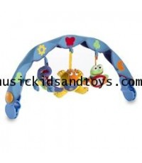 Tiny Love : Musical Take-Along Car Seat Hippo Arch