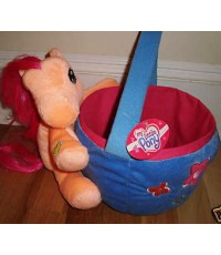 My Little Pony : Plush Pony and Easter Basket