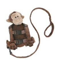Goldbug : 2in1 Harness Buddy - little monkey2