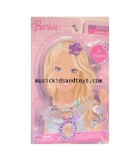 Barbie : Glamour Jewelry Set Purple