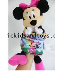 Disney : Minnie Mouse Puppet Book