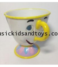 Disney : Disney\'s Beauty And The Beast On Ice Chip Cup